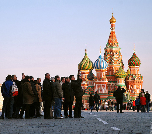 Moscow & St  Petersburg package