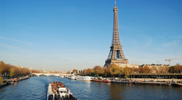 London-Paris Tour Package