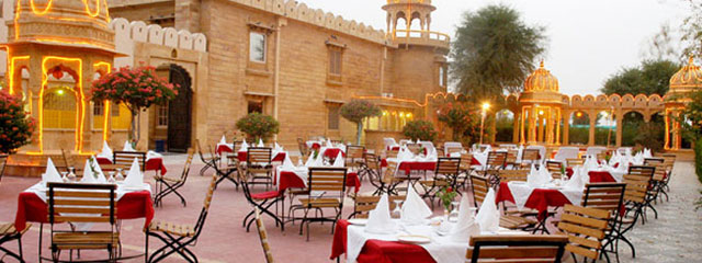 Jaisalmer Hotel Booking