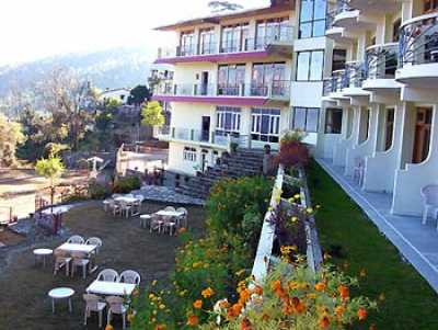 Kausani Hotel Booking