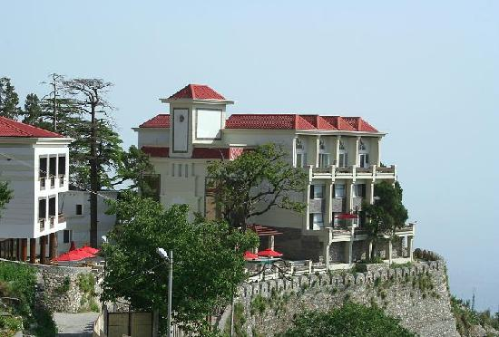 Mussoorie Hotel Booking